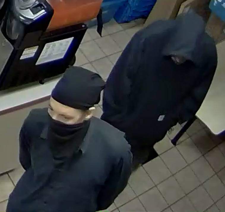 Update - Both Suspects in Custody - Armed Robbery at Mobil Gas Station - Algoma Township