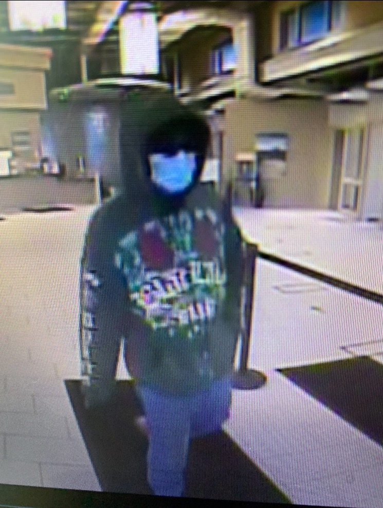 Bank Robbery - Cascade Township