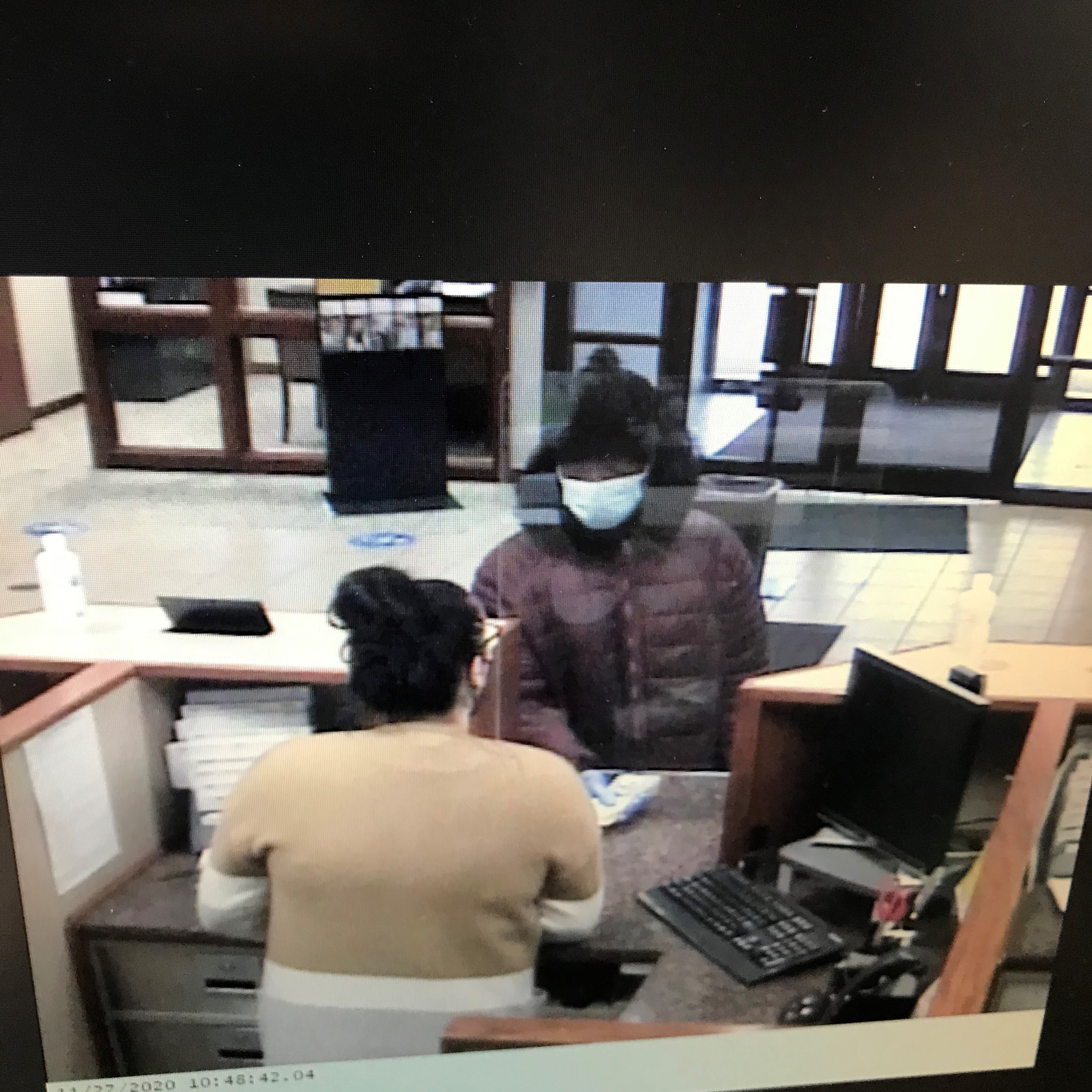 TCF Bank Robbery - Gaines Township