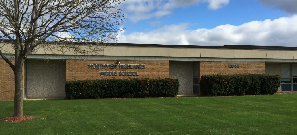 Lockout at Highlands Middle School
