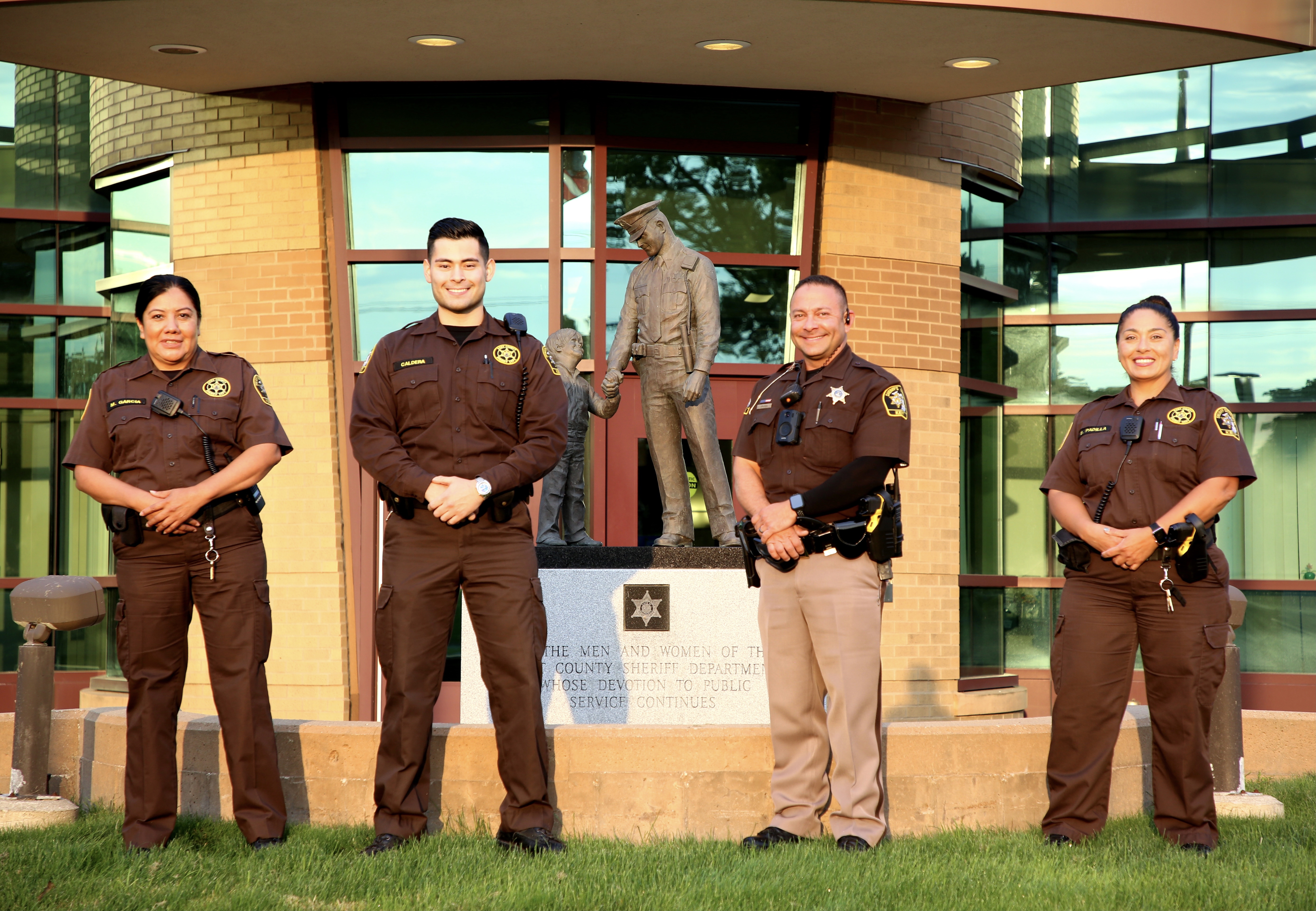 KCSO Hosting First-Ever Latinx Citizen Police Academy