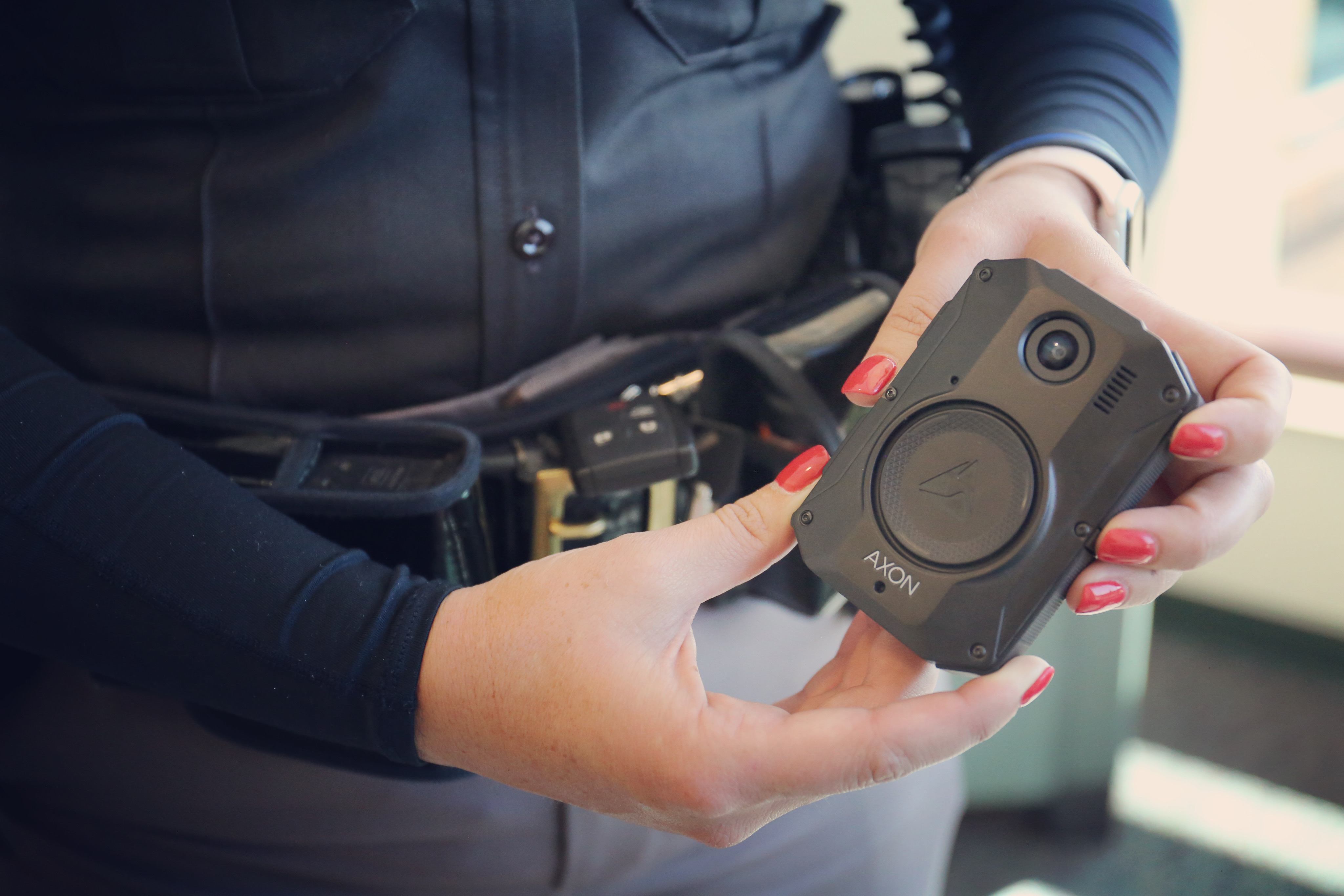 Kent County Board of Commissioners Approves Funding for KCSO Cruiser and Body Cameras